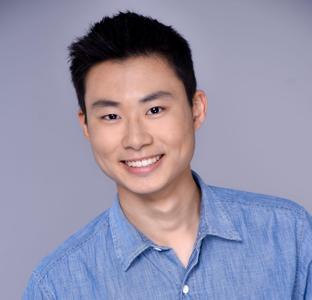 Kevin Kim Headshot