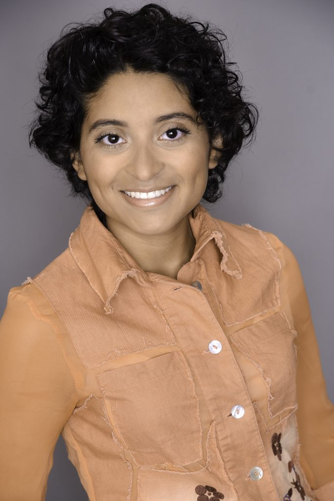 Samantha Paredes Headshot